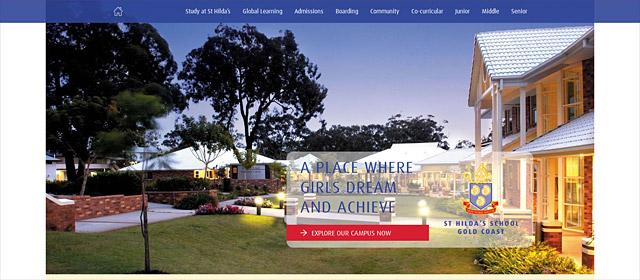 St Hilda's School Gold Coast Screenshot
